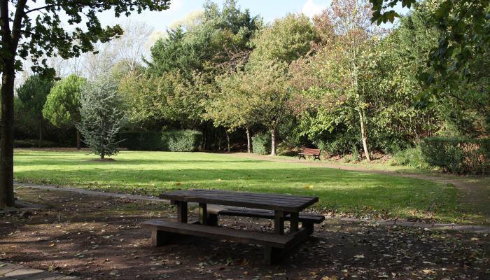 Parcs et jardins for Espace vert 78